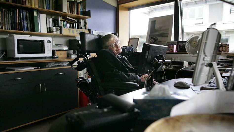 Hawking 2007