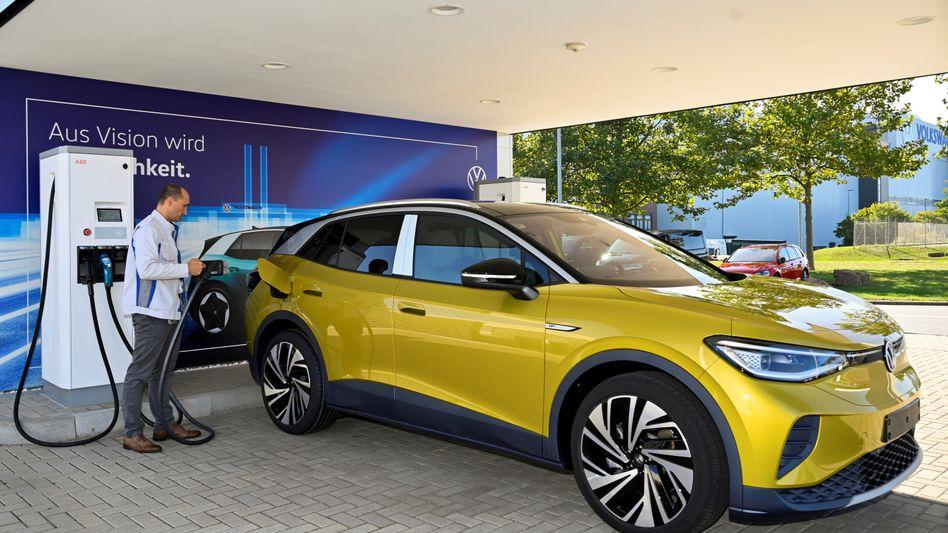 Elektro-VW ID. 4: Erhebliche Abhängigkeit von Zulieferern