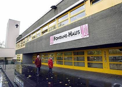 Fontane-Haus in Reinickendorf: Hier wird der Parteitag nun stattfinden