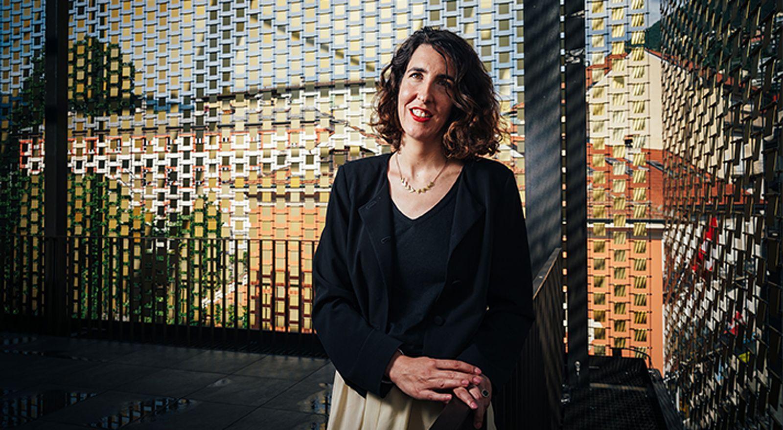 EINMALIGE VERWENDUNG Lili Hinstin/ Filmfest Locarno