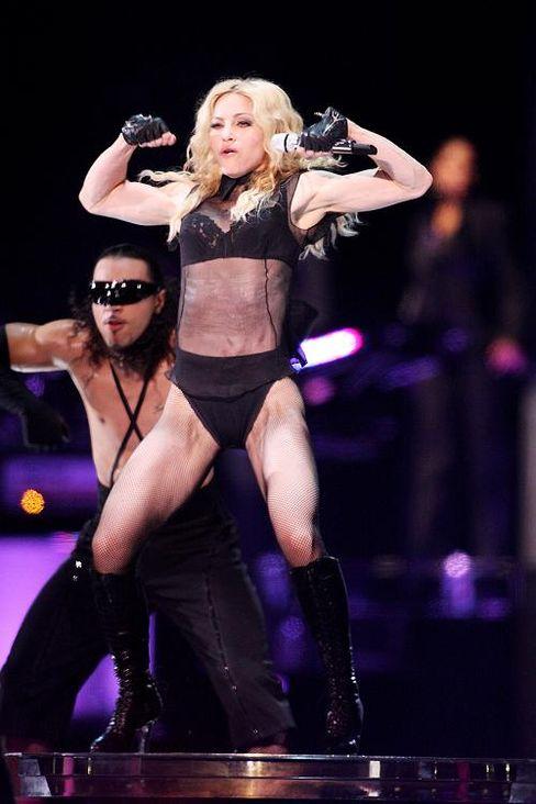 Superstar Madonna: YouTube muss Hunderttausende Clips löschen