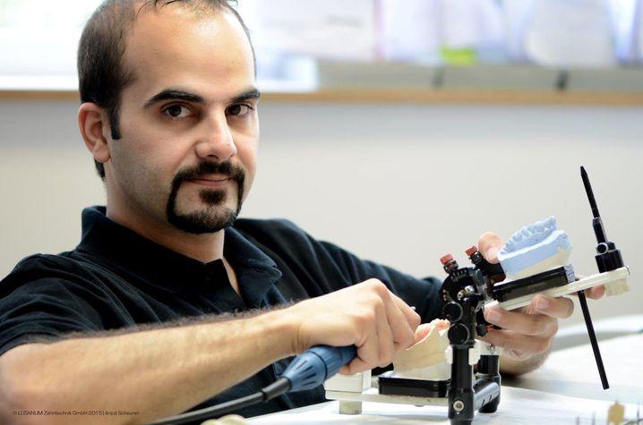 "Alaa Kheralah: ""Dann möchte ich sofort Vollzeit arbeiten"""