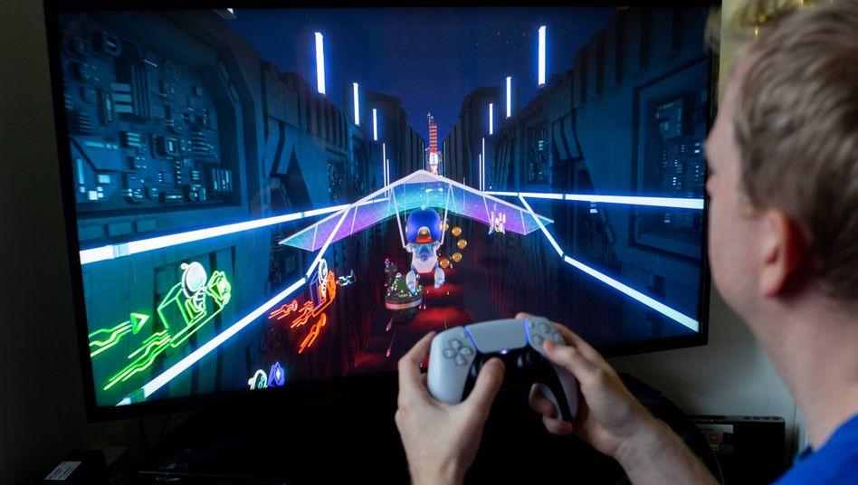 Playstation-5-Spieler: Die Konsole kam im November in den Handel, viele Interessenten gingen bisher aber leer aus
