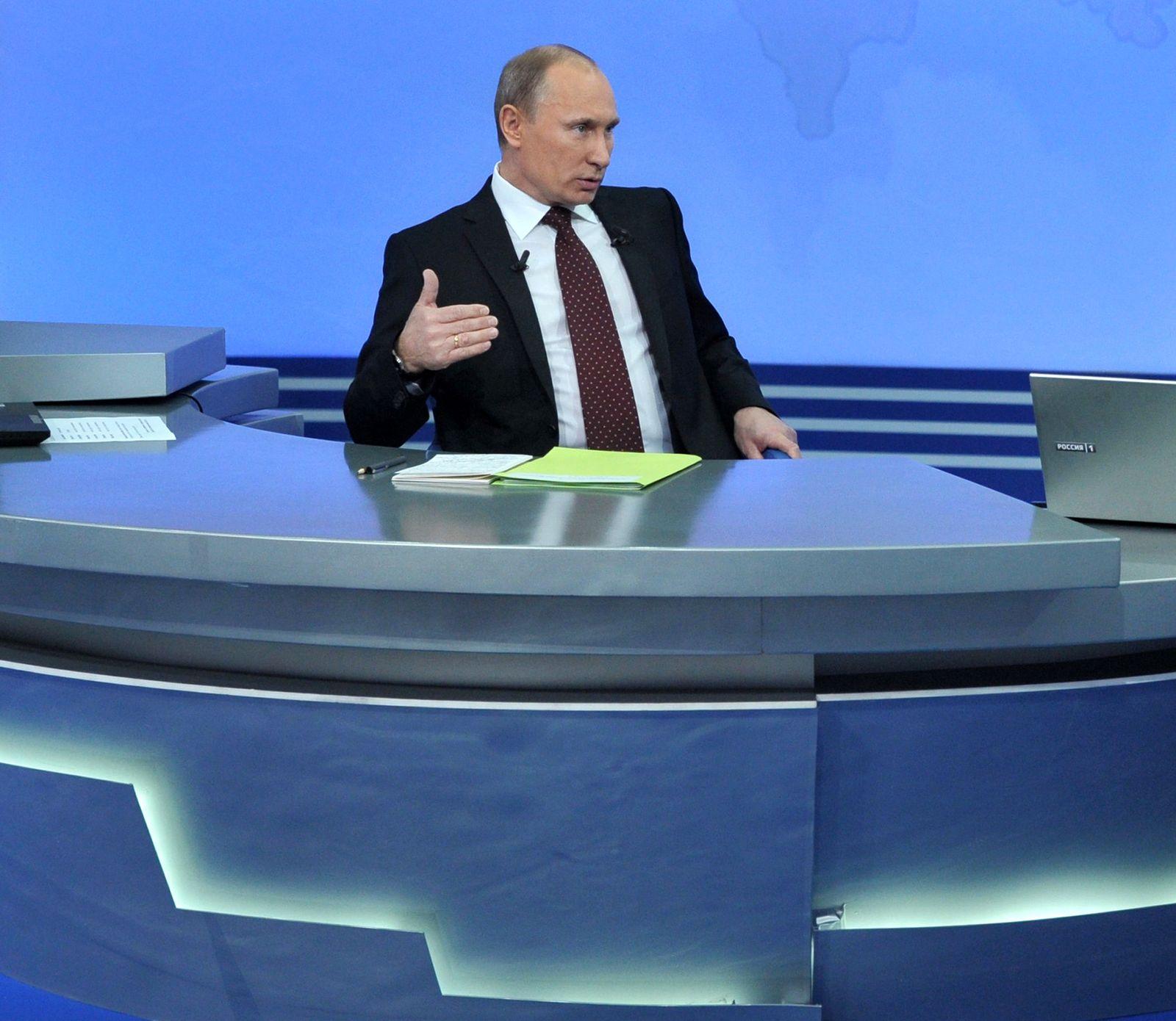 Videoteaserbild / Russia Putin