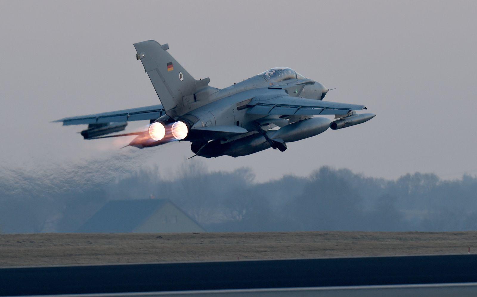 Tornados starten zum Syrien-Einsatz