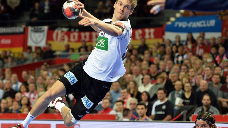 Nationalspieler Dahmke: Verhandlungen verschoben