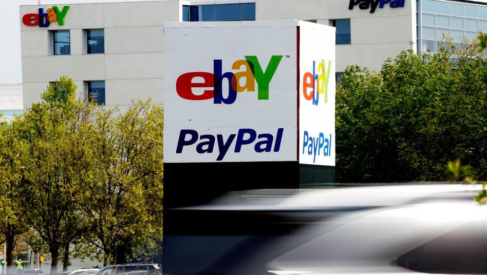 Ebay-Büros in Kalifornien: Stellenabbau möglich
