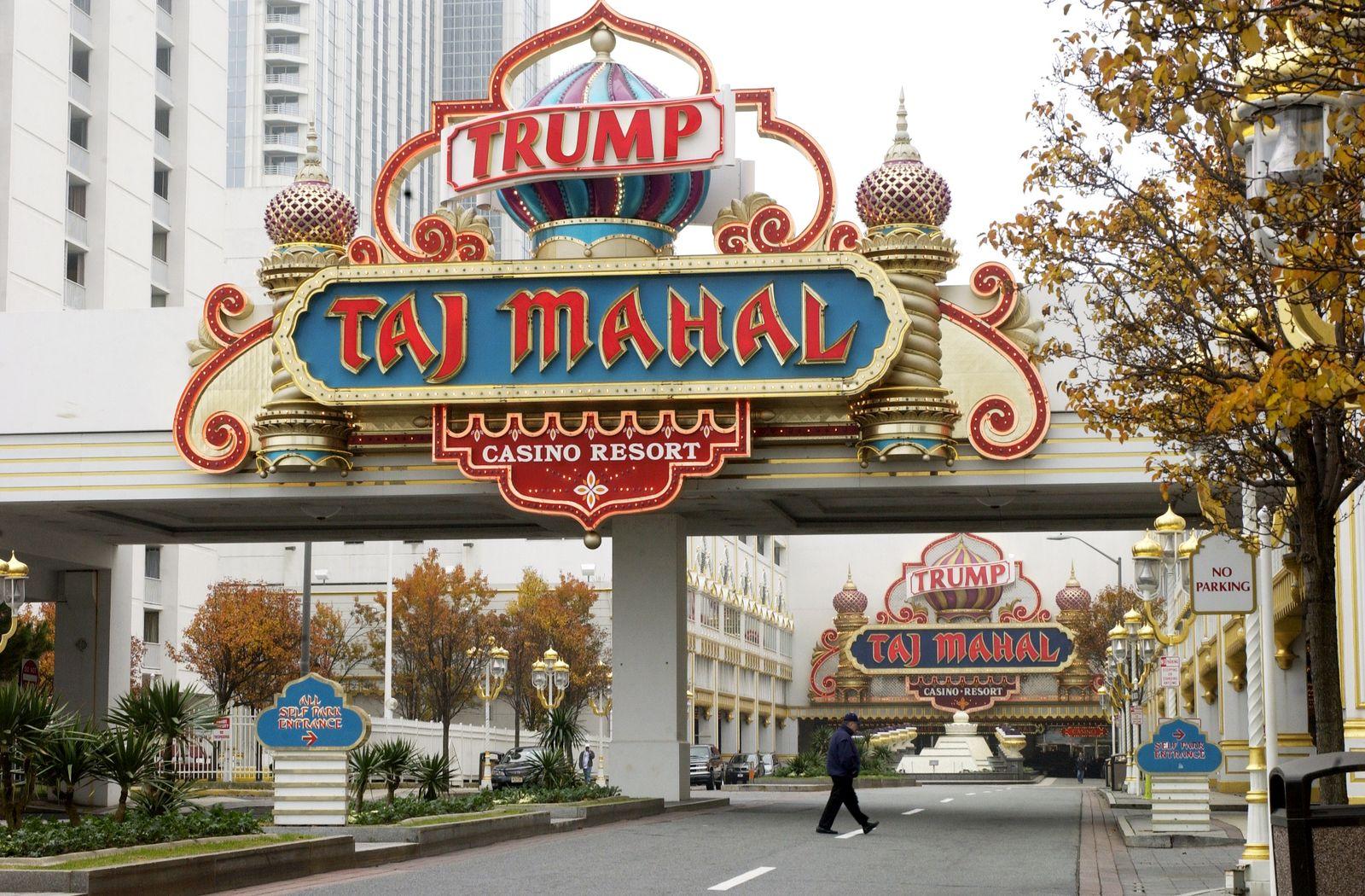 Trump Imperium / Taj Mahal