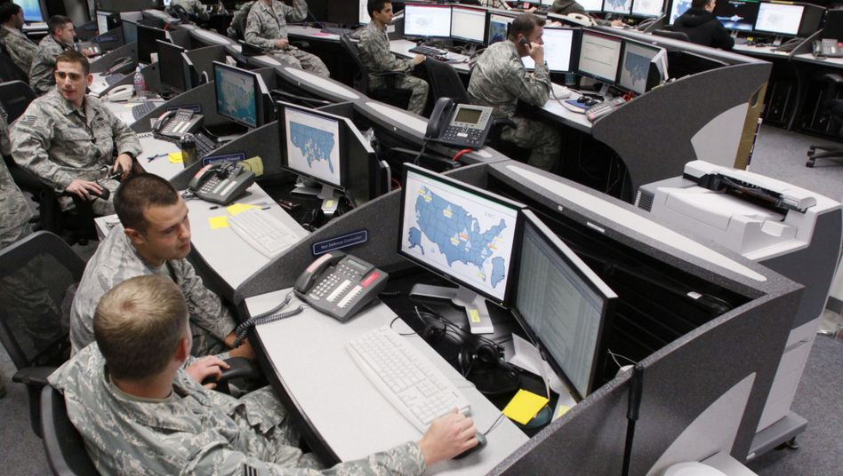 Air Force Space Command Network Operations & Security Center