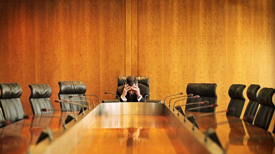 """Stress im Job: Vorwurf der """"Arbeitgeber-Blockade"""""""