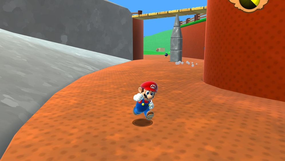 "Fan-Remake: So sieht ""Super Mario 64"" in HD aus"
