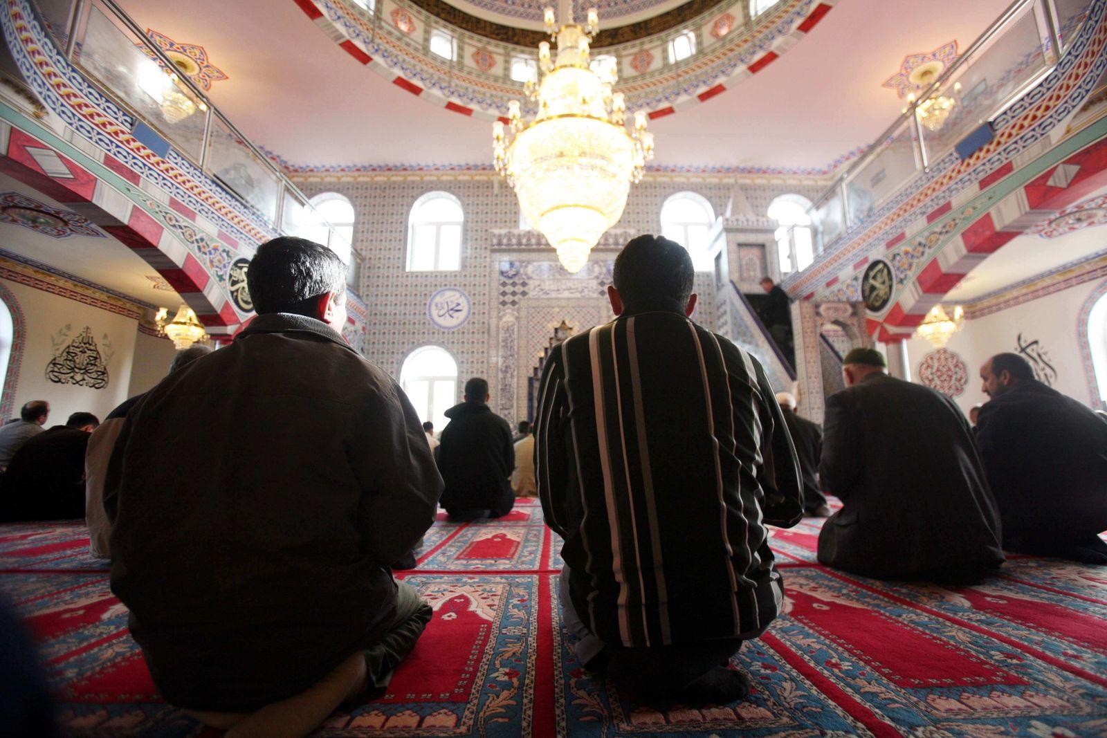Zentrum Moschee in Rendsburg eröffnet