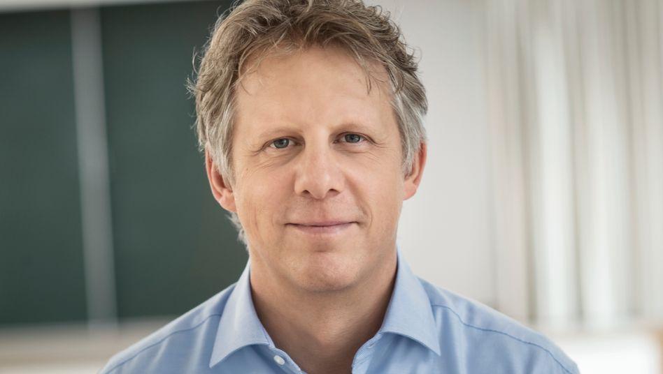 Manager Sierk Poetting: »Der Bedarf wird größer«