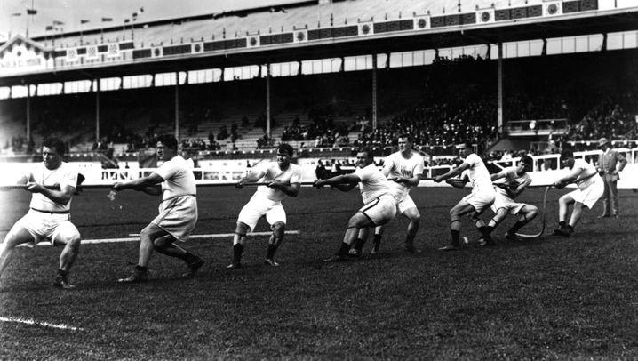 Historische Olympia-Sportarten: Früher war mehr Tennis