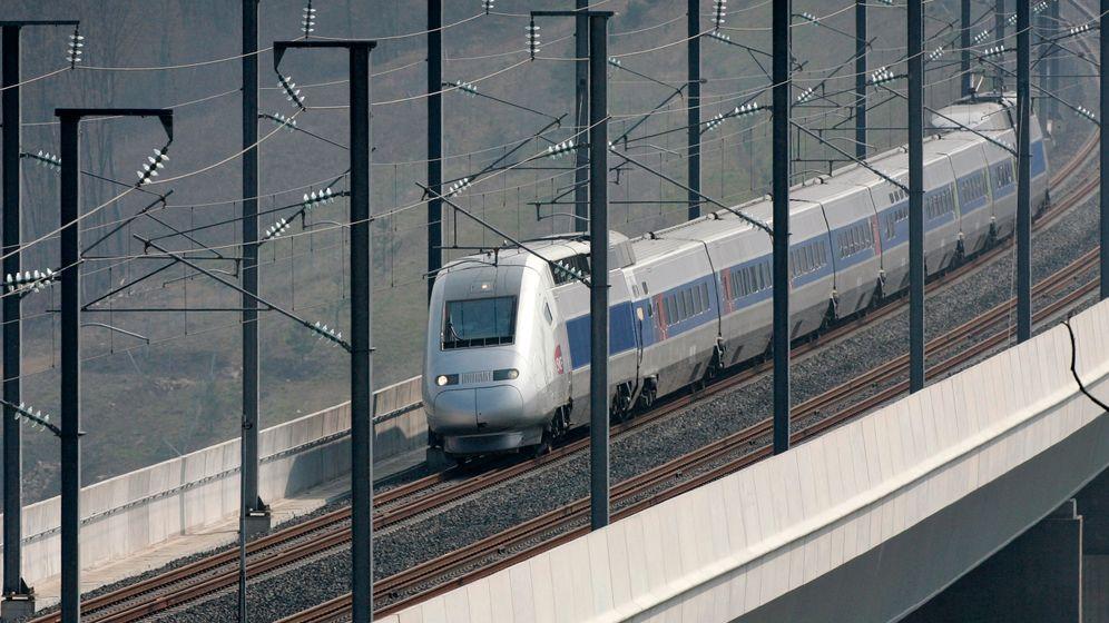 TGV: Frankreichs Schnellster wird 30