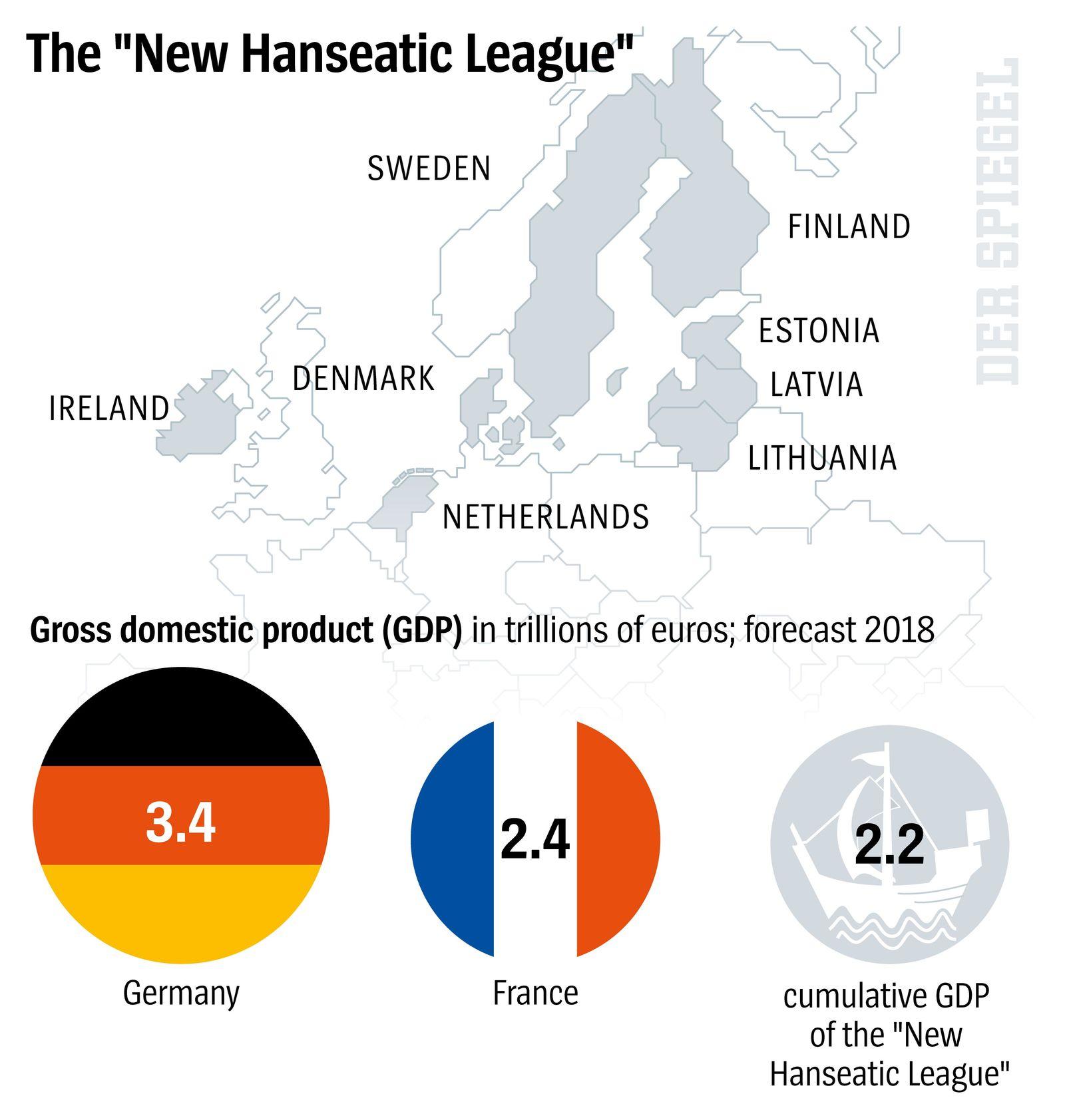 DER SPIEGEL 50 s24 Hanseatic League