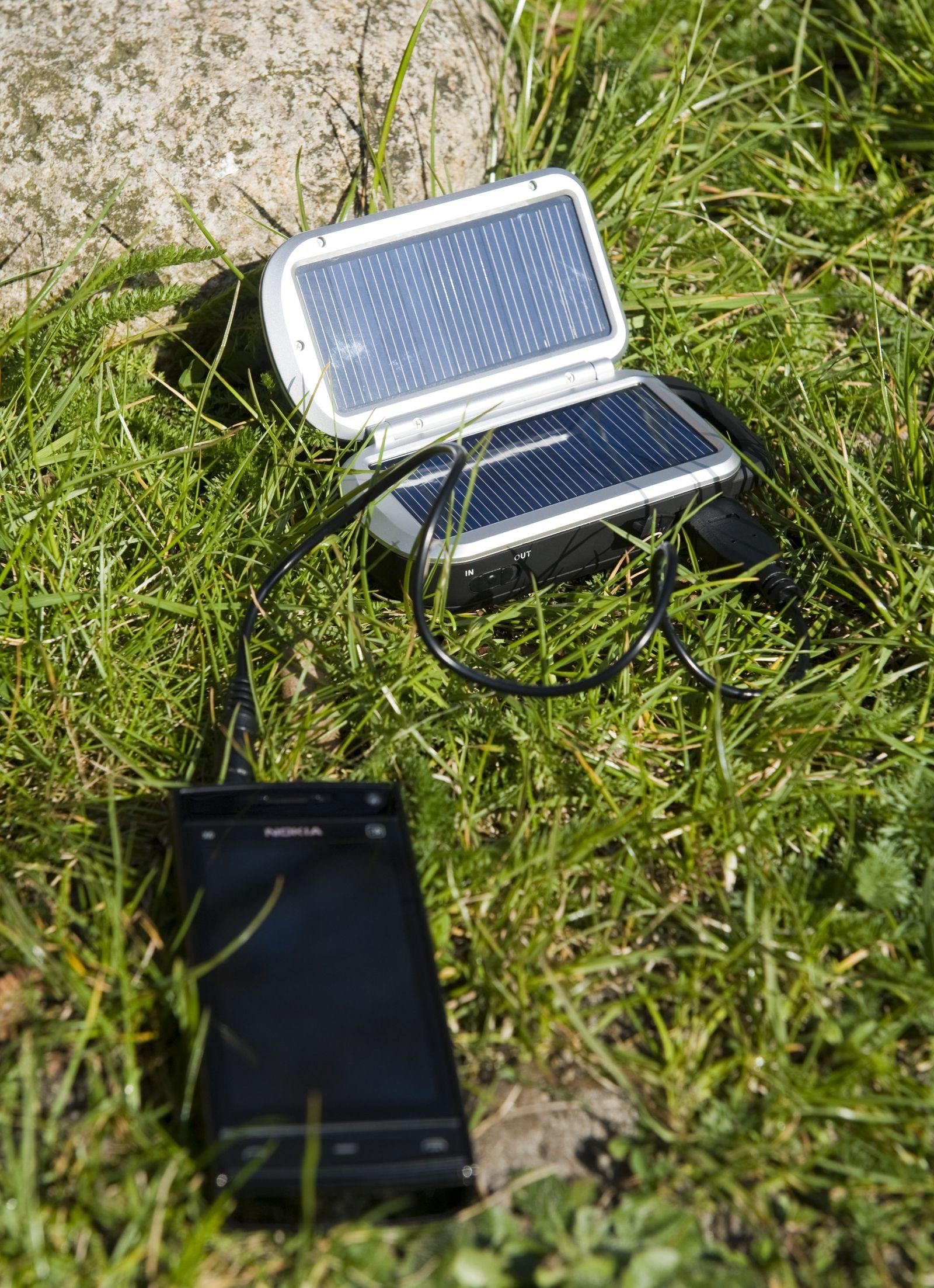 EINMALIGE VERWENDUNG Handy-Powerpacks / Portable Steckdose