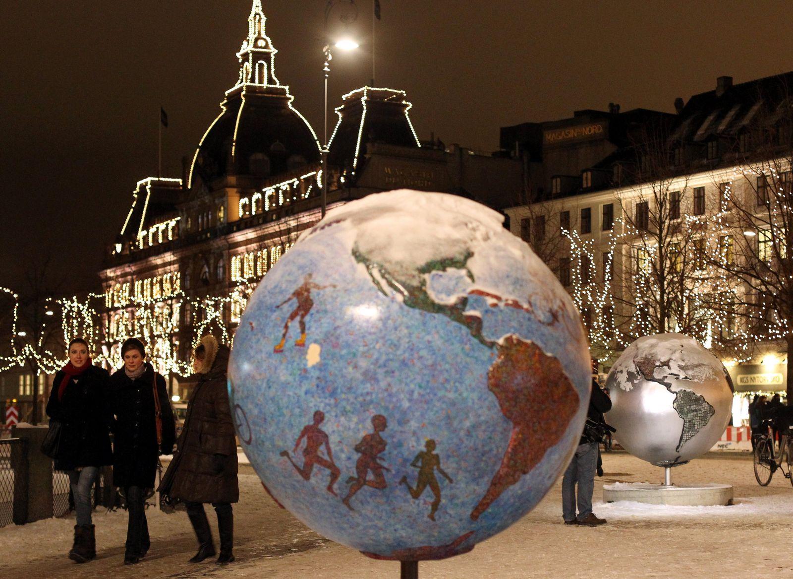 Klimakonferenz Kopenhagen