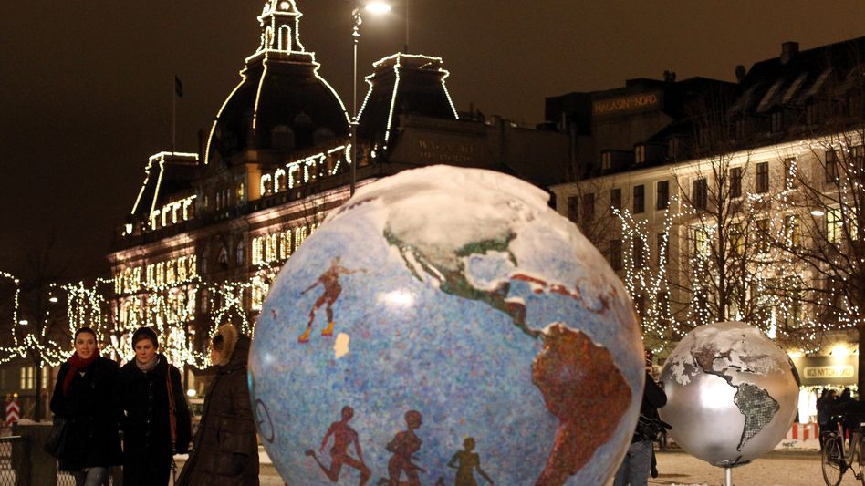 Kopenhagen beim Weltklimagipfel 2009: Informationsvorsprung durch Spionage