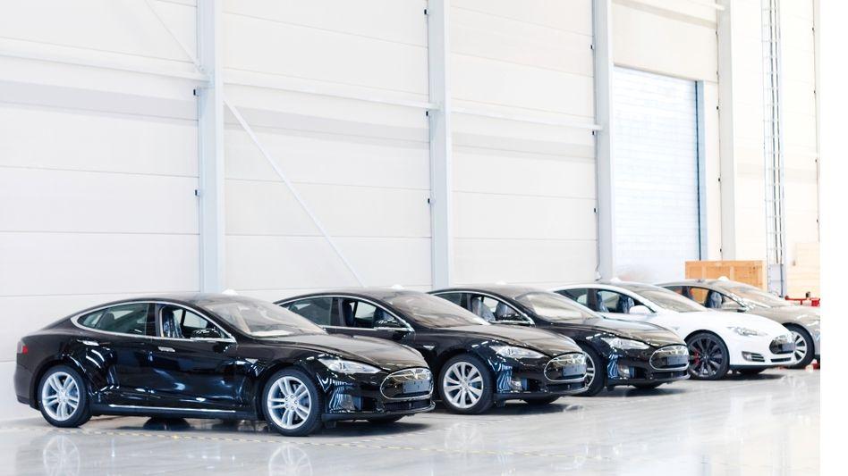 Tesla Model S. Warnung vom Kraftfahrt-Bundesamt