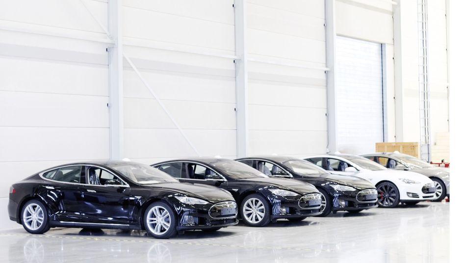 Tesla-Neuwagen in den Niederlanden: Erstaunlich kurzsichtig