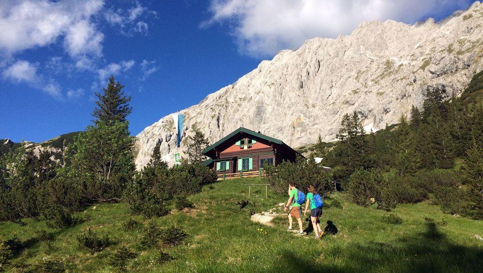 Von Hütte zu Hütte: Elf Mehrtageswanderungen in den Ostalpen