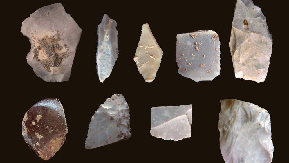 Besiedlung Amerikas: 15.500 Jahre alte Steinwerkzeuge