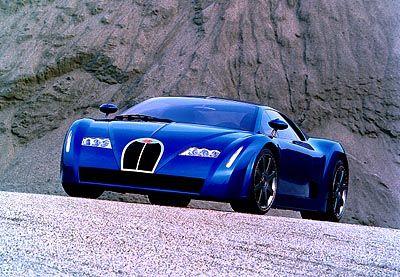 """Bugatti EB 18/3 """"Chiron"""""""