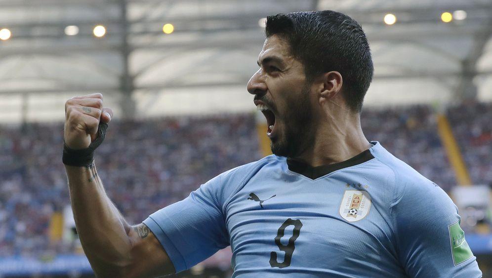 Uruguay bei der WM: Letzte Chance für die Alt-Stars
