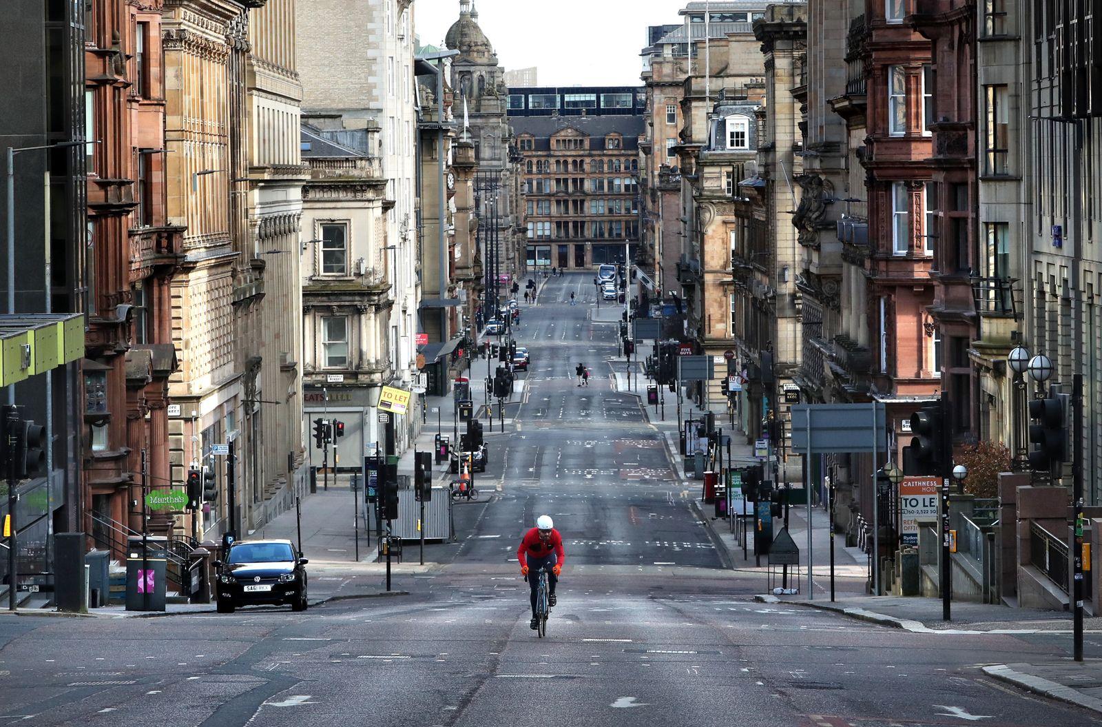 Coronavirus - Glasgow