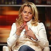 Bald wieder auf Sendung: Eva Herman, hier kurz vor ihrem Rauswurf bei Kerner