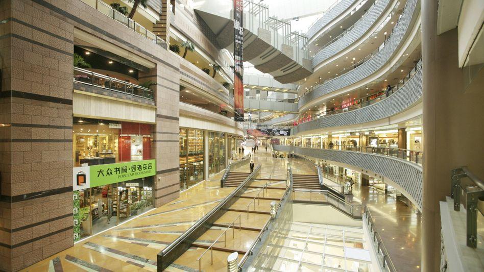 Einkaufscenter in China