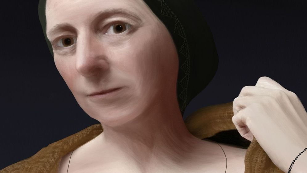 4500 Jahre altes Grab: Die mysteriöse Frau von Windsor