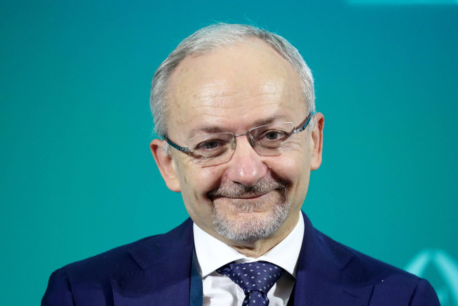 ST PETERSBURG RUSSIA JULY 4 2019 Claudio Borio Head of the Monetary and Economic Department a
