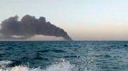 Größtes iranisches Militärschiff gesunken