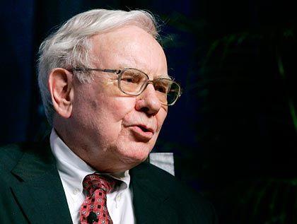 US-Milliardär Buffett: Einstieg bei Goldman