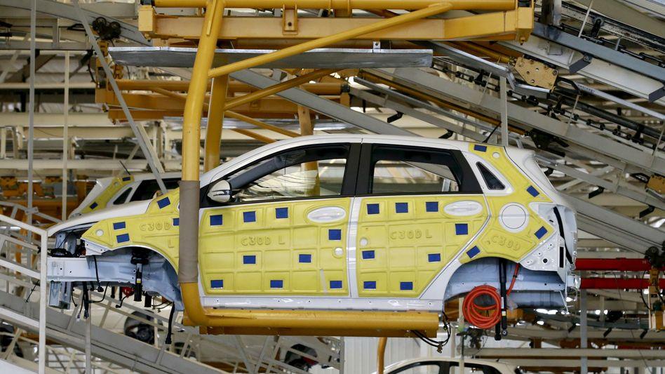 China hängt die EU bei Elektroautos ab. Dort werden nicht nur viele Stromer gebaut, auch die europäischen Hersteller investieren vor allem in der Volksrepublik