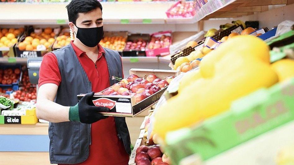 Mitarbeiter im Einzelhandel: 78 Prozent der Befragten für 12 Euro Mindestlohn