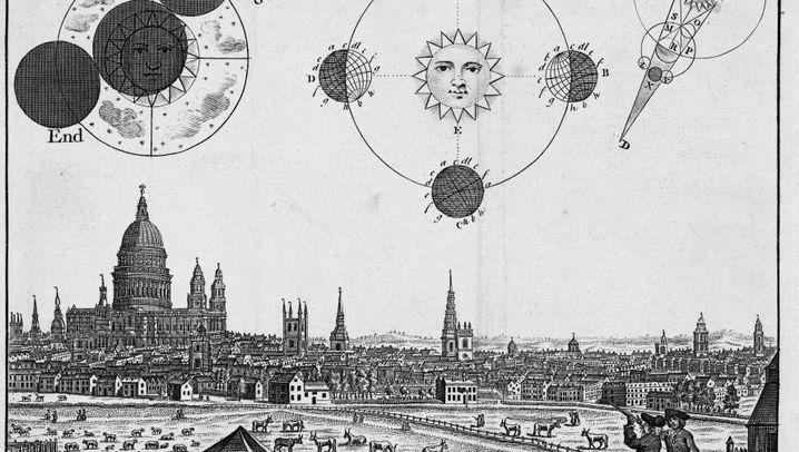 Zappenduster: Historische Sonnenfinsternisse