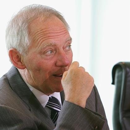 Bundesinnenminister Schäuble: Scharfer Widerspruch vom Koalitionspartner