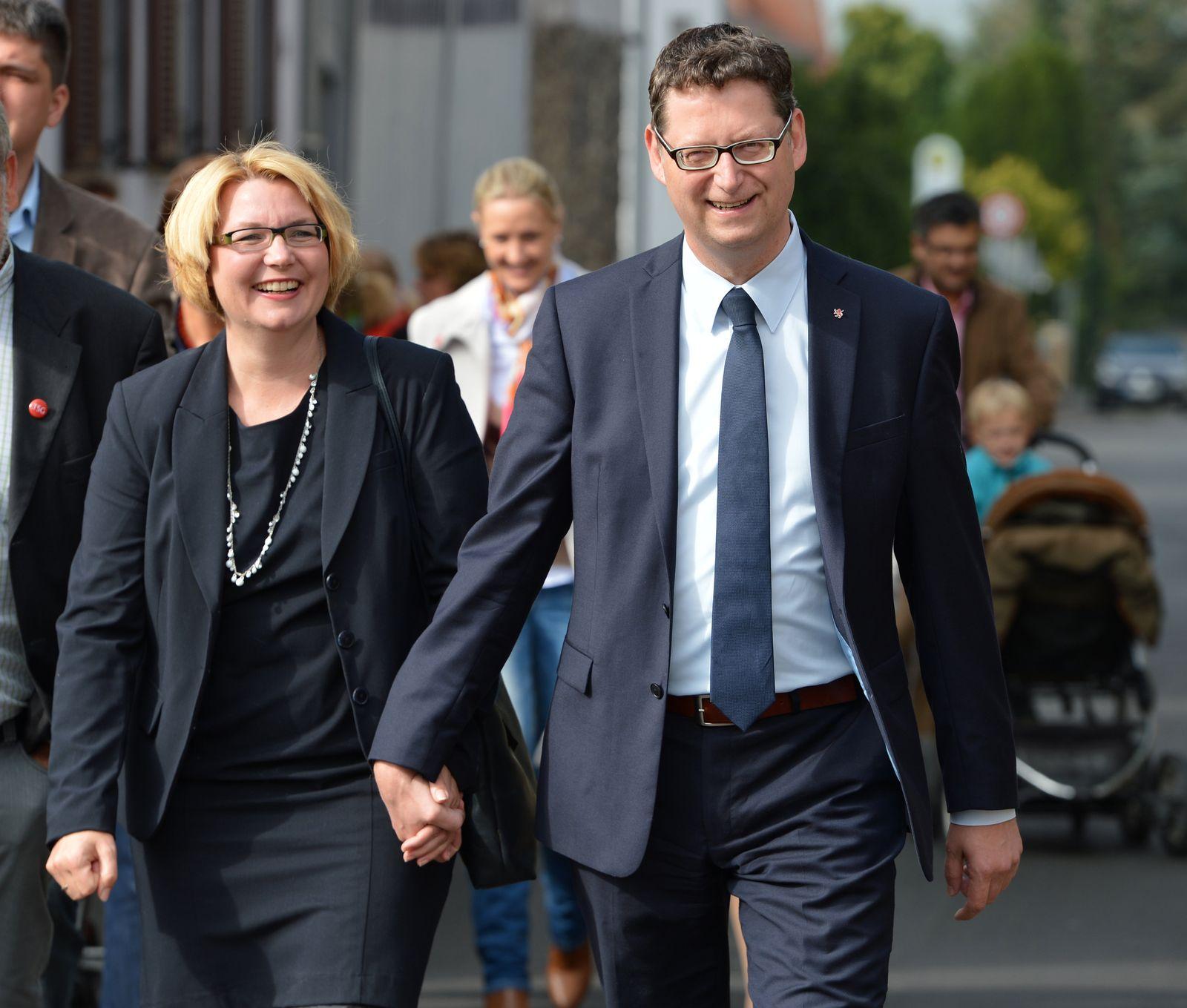 Landtagswahl Hessen / Schäfer-Gümbel