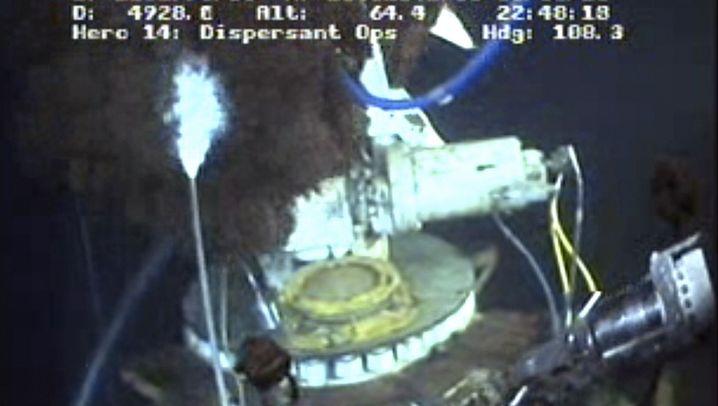 Kampf gegen Ölpest: Teilerfolg für BP