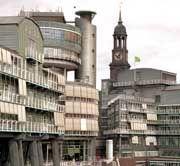 Gruner + Jahr-Verlagsgebäude in Hamburg: Umstrukturierung fortgesetzt