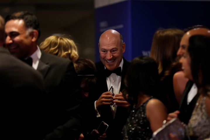 Ex-Wirtschaftsberater Gary Cohn