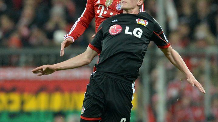 Bayern vs. Bayer: Die volle Kontrolle