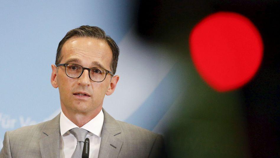 Ermittlungen gegen Netzpolitik.org: Justizminister Maas entlässt Generalbundesanwalt Range