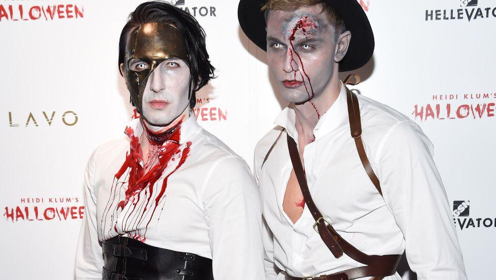 Halloween: Gruseln wie ein Superstar