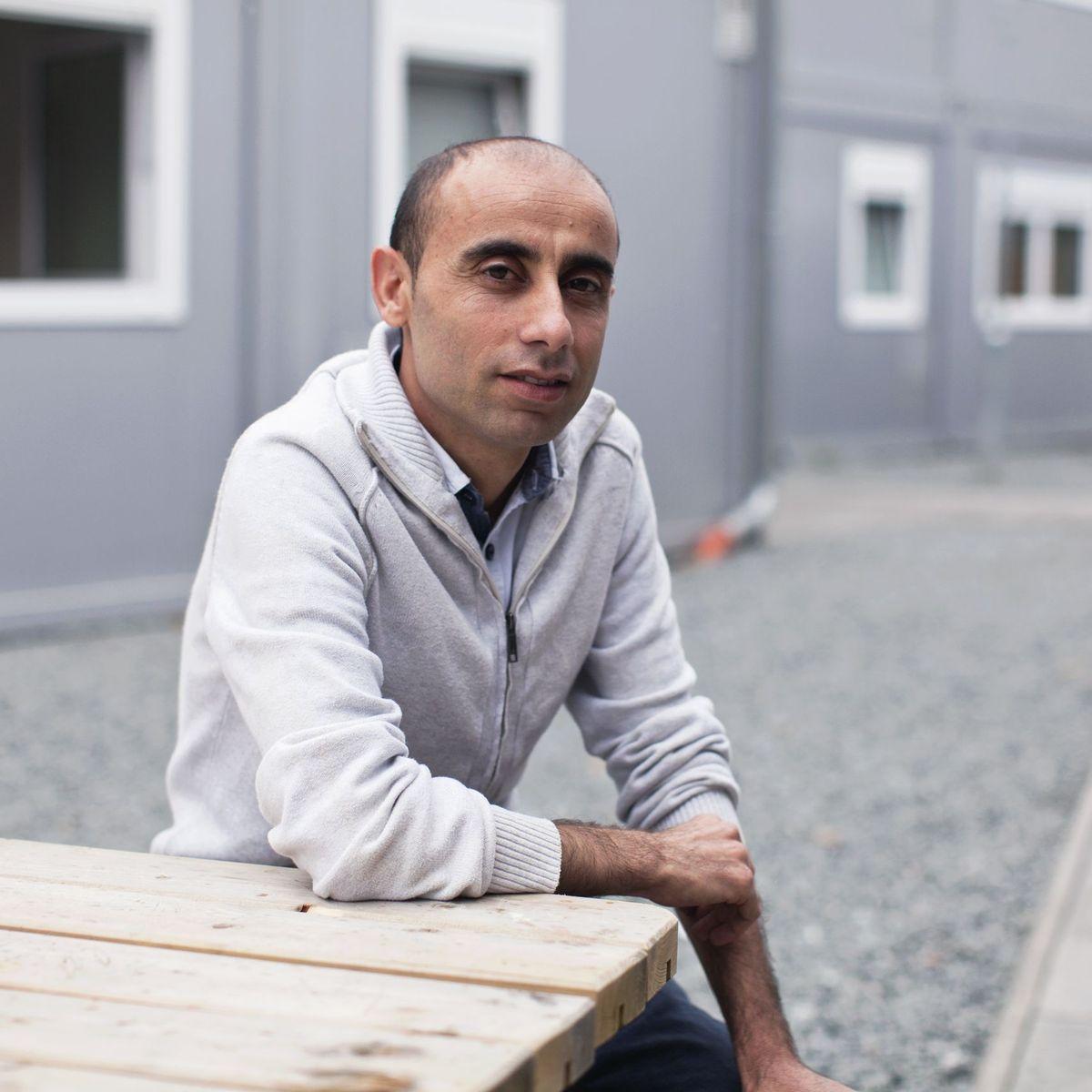 Kurdischer Fluchtling In Hamburg Wir Wollen Niemanden Storen