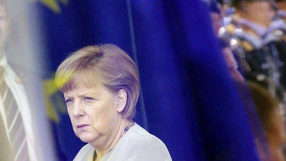 Photo Gallery: The Merkel Way