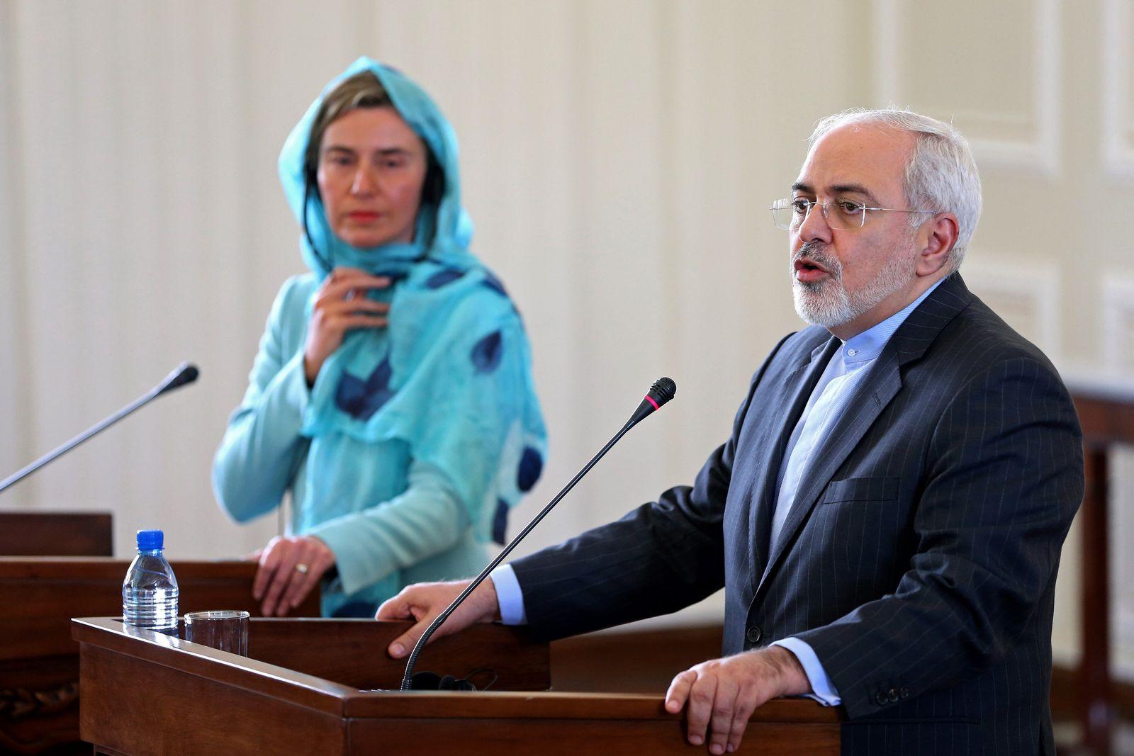 Mideast Iran European Union